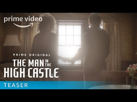 The Man in the High Castle Season 3 Announcement
