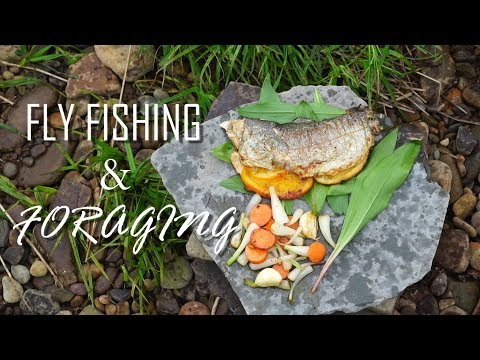 Fly Fishing and Foraging