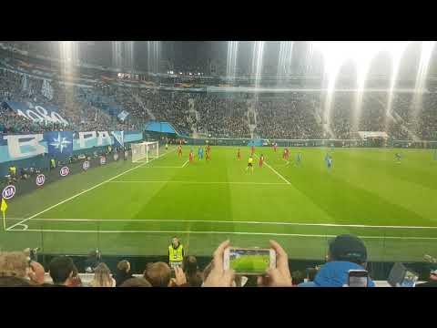 Зенит - Бордо 2 видео