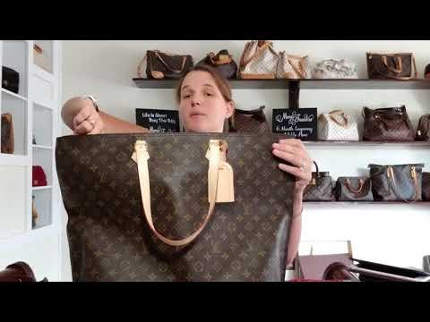 "Brand New from LV!  The Monogram ""All-In"" Unboxing, Reveal & Review"