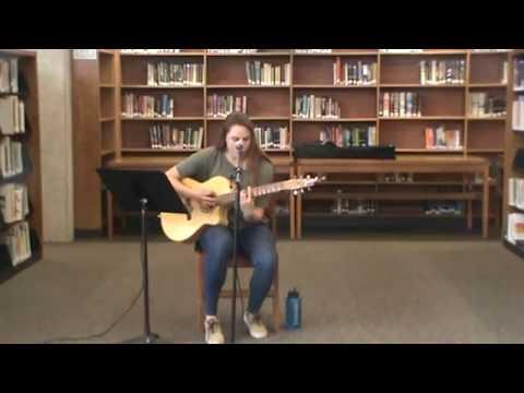 Library Cultural Series: Emma Piazza