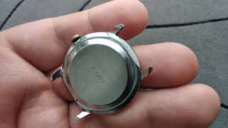 Collectible watch RAKETA 2609ha roman numerals Mark of Quality made in Soviet Union/Vintage watch Ro