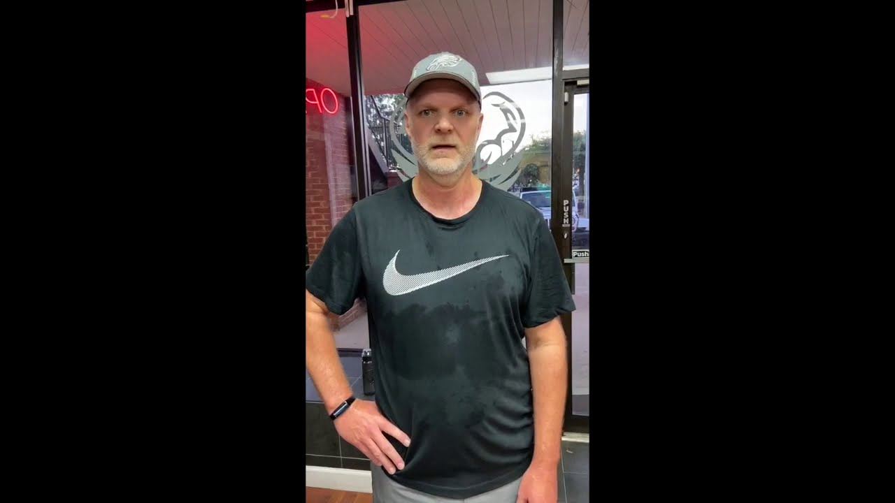 Roswell Personal Trainer | Video Testimonial 32