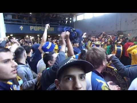 """""""Los Guerreros Previa - Rosario Central Vs Banfield 2018 - 1er Parte"""" Barra: Los Guerreros • Club: Rosario Central"""