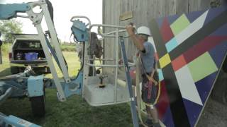 Installing Your Barn Quilt: Ontario Barn Quilt Trails