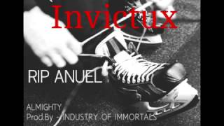 Almighty - invictux 3 (Rip ANUEL) - Official cover audio