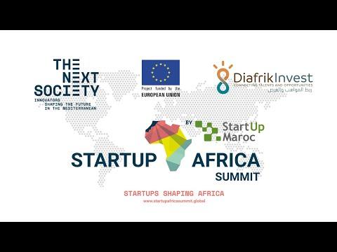 StartUp Africa Summit 2018 By StartUp Maroc