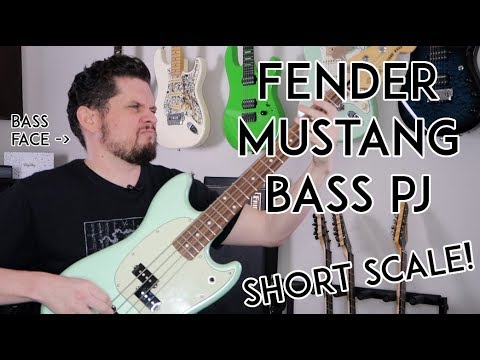 Fender Mustang Bass PJ Review: The Best Budget Bass for Guitar Players?