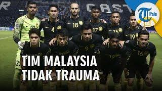 Pelatih Timnas Malaysia Tidak Trauma Tanding di Indonesia