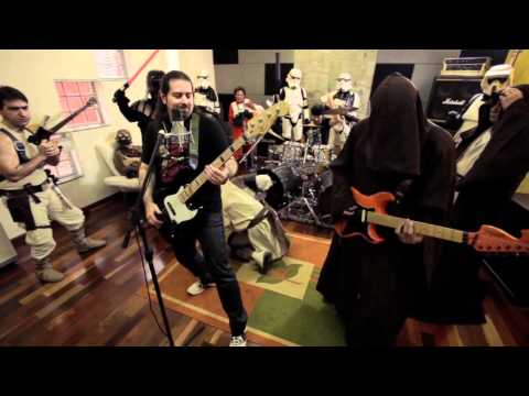 DR.SIN - MAY THE FORCE BE WITH YOU online metal music video by DR. SIN