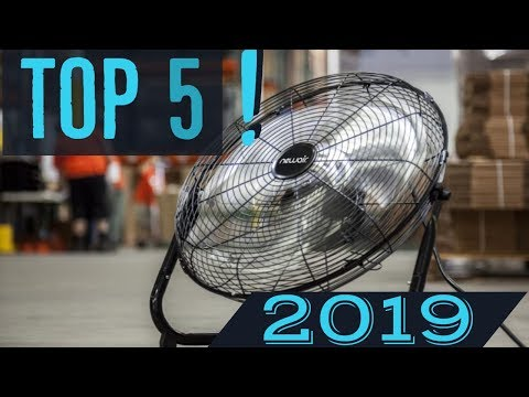 TOP 5: Best Floor Fan in 2019