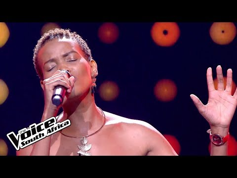 Slindo Zondo – 'Say Something' | Blind Audition | The Voice SA: Season 3 | M-Net