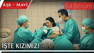 Aşk ve Mavi 64.Bölüm - Ali ve Mavi'nin bebeği oluyor!