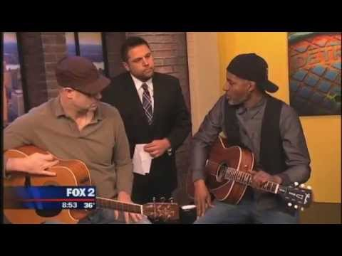 Imagination - Brian ONeal - Fox2 Morning Show