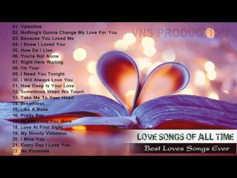 Best Romantic Songs Top 100 Love Songs 2018