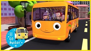 Wheels On The Bus - Part 5 | Little Baby Bus | Nursery Rhymes | Songs for Kids