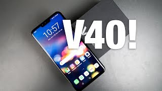 LG V40 ThinQ First Look & First 10 Things to Do!