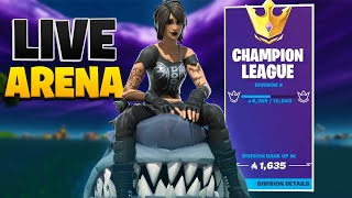 Showing You How to Get Through Division 7! (ARENA) | !twitter !coins !insta !discord | Fortnite
