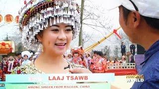 HMONGWORLD: Short Interview with Laaj Tsawb about