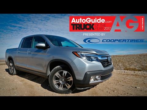 2017 Honda Ridgeline - 2017 AutoGuide.com Truck of the Year Contender - Part 4 of 6