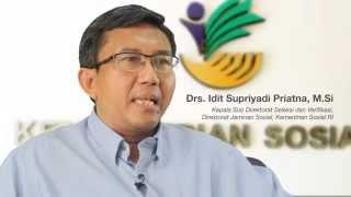 Testimoni Arfadia  Kementerian Sosial Republik Indonesia
