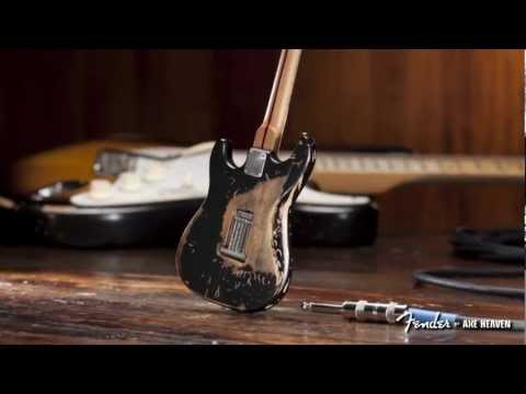 Officially Licensed Fender™ by AXE HEAVEN® Miniature Guitars-Tele, Strat, & Jazz Bass Replicas