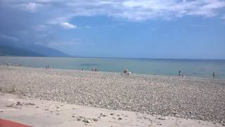Темное пятно в Черном море