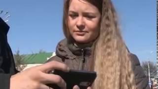 """Пензенец разоблачает попрошаек-аферистов - Репортаж Телеканала """"ТВ-Экспресс"""""""