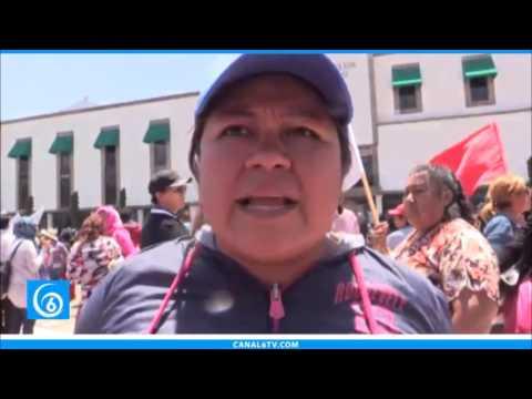Desalojan a ciudadanos de Ecatepec, hubo 13 detenidos y varios lesionados