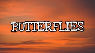 Gabbie Hanna - Butterflies (Lyrics)