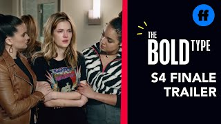 The Bold Type   Season 4 (final)   Trailer : The End Of Suttard ? (VO)
