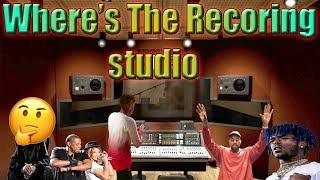 NBA 2K18 || Where's The Recording Studio??🤔🤔