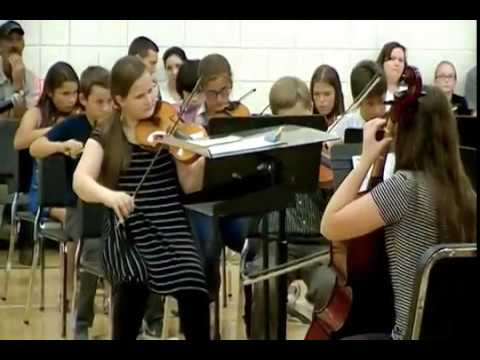 This is an example of a 4th-6th grade string orchestra I rehearsed and directed in Arizona in 2017