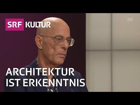 Jacques Herzog: Die Macht der Architektur | SRF Sternstunde Philosophie