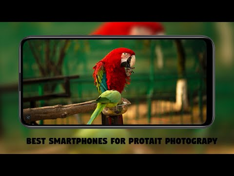 Top 5 Best Camera Smartphones For Portrait Photography 2020