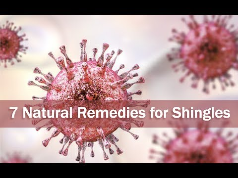 Video Shingles treatment - Shingles can be cured with home remedies
