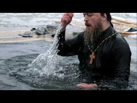 Молитва на крещение (Символ веры)