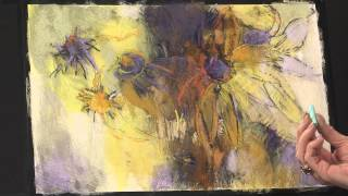 Preview | Abstract Painting Techniques: Flowers In Pastel With Debora Stewart