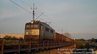 preview picture of video '[CTL] ET21-12 - osiołek z próżnymi węglarkami zbliża się do stacji Staszów'