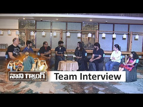 Gang Leader Movie Team Latest Interview