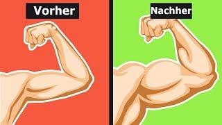 8 Lebensmittel, die du essen musst um schnell zuzunehmen und Muskeln aufzubauen!