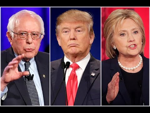 Trump: Hillary Should've Picked Bernie For VP!