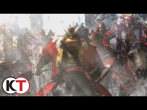 Nobunaga's Ambition: Taishi - Launch Trailer thumbnail