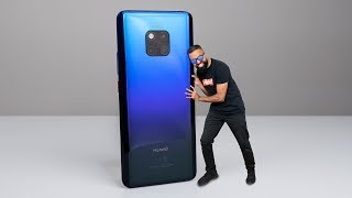 The Truth About The Huawei Mate 20 Pro: 2 Months Later