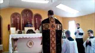 Sermon Funeral Mass October 8 2015