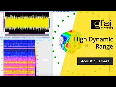 Acoustic Camera | gfai tech
