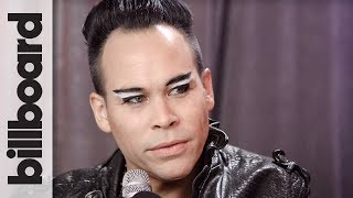 Luke Steele Of Empire Of The Sun   Looking Back At 10 Years Of Performing! | Billboard