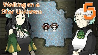 Walking on a Star Unknown (RPG Maker) - Part 5 | Flare Let's Play | Abduction Incident