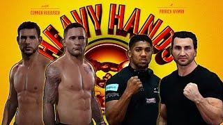 UFC 211 preview pt. 1 and Joshua-Klitschko (Heavy Hands #157)