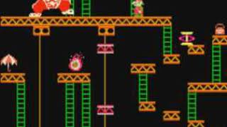 CRAZYKONG(クレイジーコング)Level7-4まで